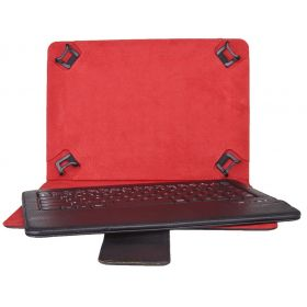 "FUNDA TABLET+TECLADO BLUETOOTH 9-10,2"" NEGRA"
