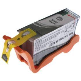 Lexmark 100XL Negro Cartucho de Tinta Pigmentada Generico - Reemplaza 14N1068E/14N1092E/14N0820E/14N0918E/14N0848E