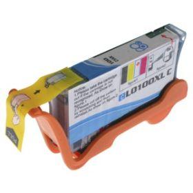 Lexmark 100XL Cyan Cartucho de Tinta Generico - Reemplaza 14N1069E/14N1093E/14N0900E/14N0920E