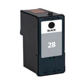 Lexmark 28 Negro Cartucho de Tinta Generico - Reemplaza 18C1528E