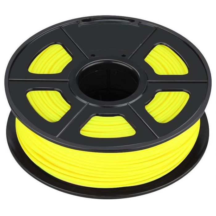 ROLLO DE PLA SUNLU PARA IMPRESORA 3D 330m COLOR AMARILLO 1,75mm