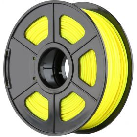 ROLLO DE ABS SUNLU PARA IMPRESORA 3D 330m COLOR AMARILLO 1,75mm