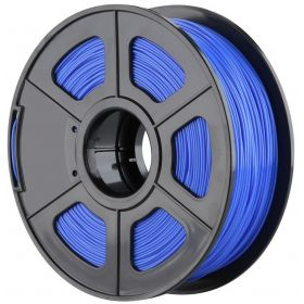 ROLLO DE ABS SUNLU PARA IMPRESORA 3D 400m COLOR AZUL 1,75mm