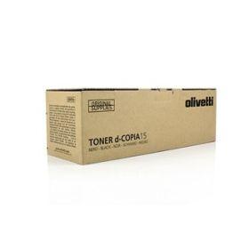 Olivetti D-Copia 15/D-Copia 20 Negro Cartucho de Toner Original - B0360