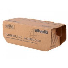 Olivetti D-Copia 403MF/404MF Negro Cartucho de Toner Original - B0940