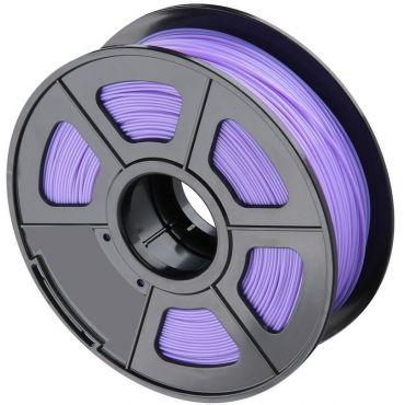 ROLLO DE ABS SUNLU PARA IMPRESORA 3D 400m COLOR PURPURA 1,75mm