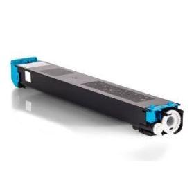 Sharp MX23 Cyan Cartucho de Toner Generico - Reemplaza MX23GTCA