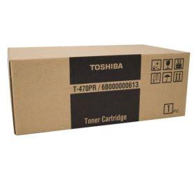 Toshiba T-470P-R Negro Cartucho de Toner Original - 6B000000613