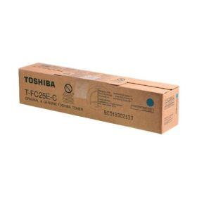 Toshiba T-FC25EC Cyan Cartucho de Toner Original - 6AJ00000072