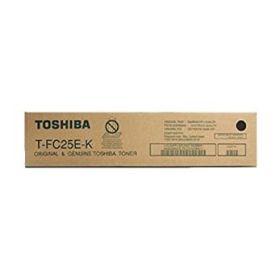 Toshiba T-FC25EK Negro Cartucho de Toner Original - 6AJ00000075