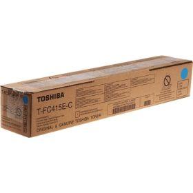 Toshiba T-FC415EC Cyan Cartucho de Toner Original - 6AJ00000172
