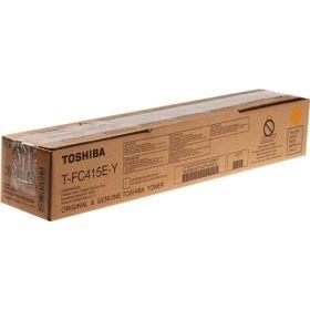 Toshiba T-FC415EY Amarillo Cartucho de Toner Original - 6AJ00000182