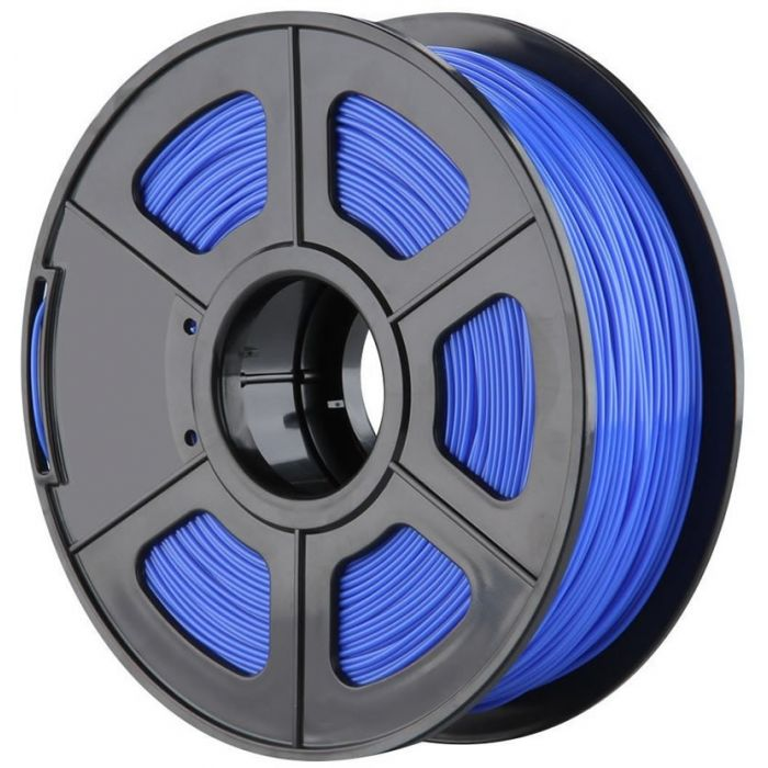 ROLLO DE ABS SUNLU PARA BOLIGRAFO 3D 50m COLOR AZUL 1,75mm