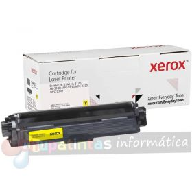 Xerox Everyday Brother TN241/TN242 Amarillo Cartucho de Toner Generico - Reemplaza TN241Y/TN242Y