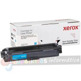 Xerox Everyday Brother TN241/TN242 Cyan Cartucho de Toner Generico - Reemplaza TN241C/TN242C