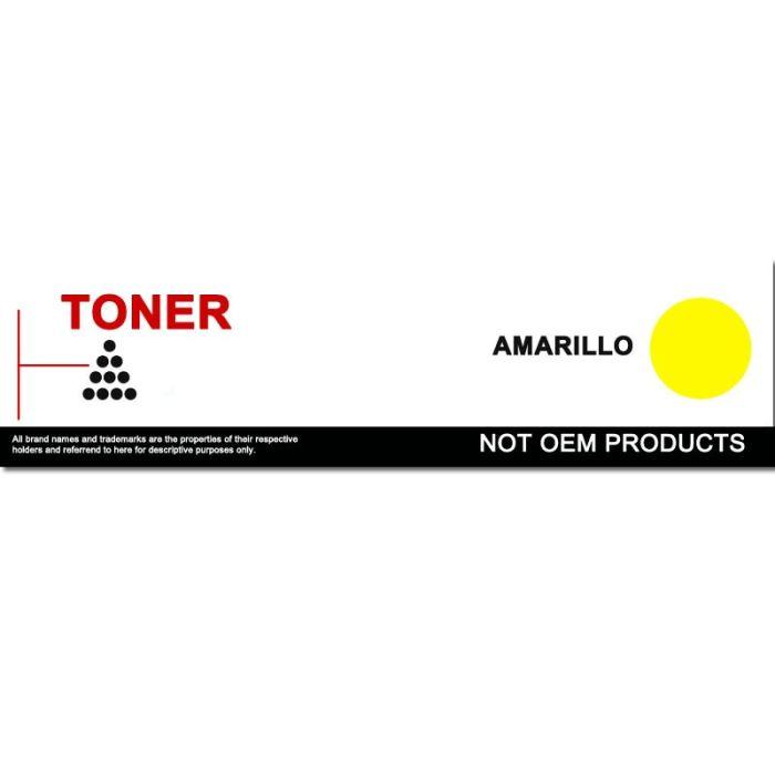 OKI C3500/C3520/C3530/MC350/MC360 COMPATIBLE TONER AMARILLO