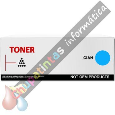 OKI C5850 / C5950 / MC560 COMPATIBLE TONER CIAN 43865723