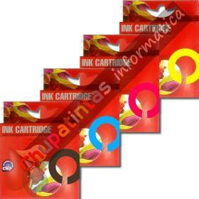 EPSON T1281+T1282+T1283+T1284 COMPATIBLE PACK 4 CARTUCHOS