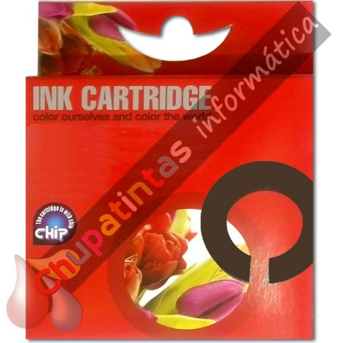 HP 82 COMPATIBLE NEGRO CH565A