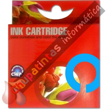 HP 935 COMPATIBLE CIAN CAPACIDAD XL