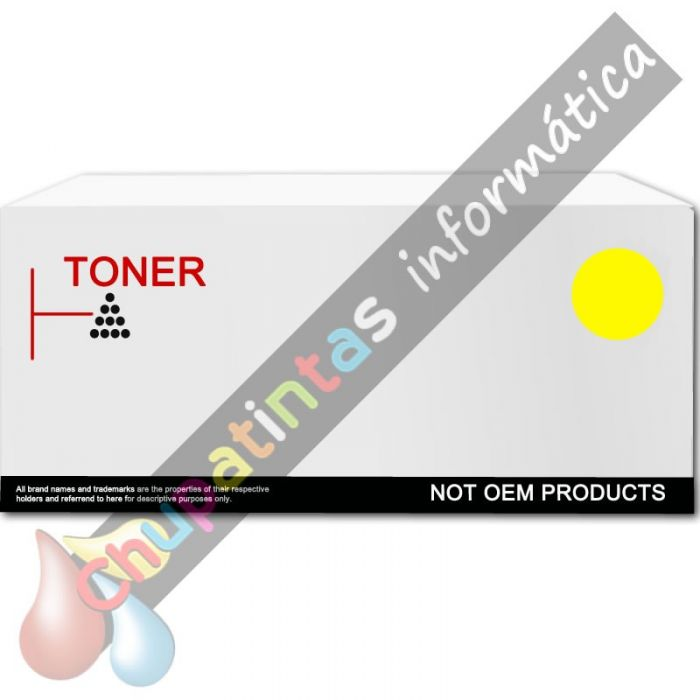 HP Q2682A COMPATIBLE TONER AMARILLO HP 311A