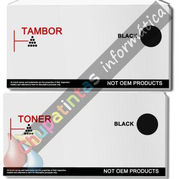 SAMSUNG SCXD6555A TONER COMPATIBLE + SCXR6555A TAMBOR COMPATIBLE PACK AHORRO