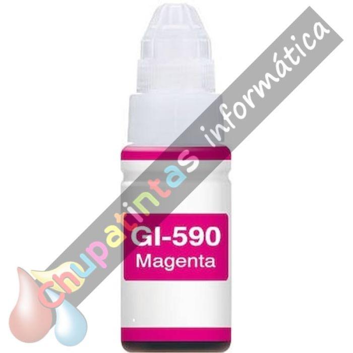 CANON GI-590 BOTELLA DE TINTA COMPATIBLE MAGENTA