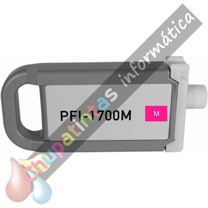 CANON PFI1700/PFI1300/PFI1100 COMPATIBLE MAGENTA