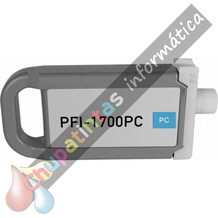 CANON PFI1700/PFI1300/PFI1100 COMPATIBLE CIAN PHOTO