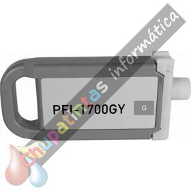 CANON PFI1700/PFI1300/PFI1100 COMPATIBLE GRIS
