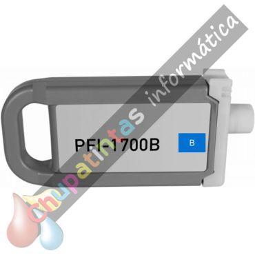 CANON PFI1700/PFI1300/PFI1100 COMPATIBLE BLUE
