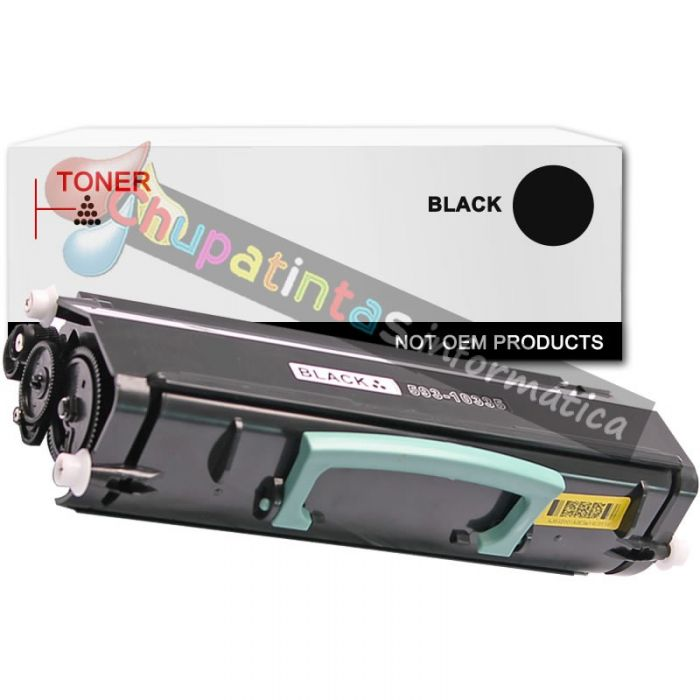 DELL 2330 / 2350 COMPATIBLE TONER NEGRO 593-10335