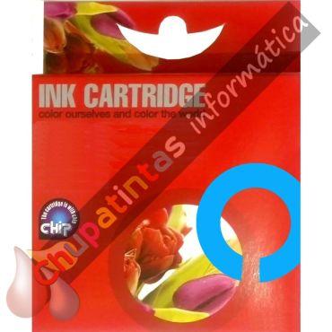 Epson T0442 Cyan Cartucho de Tinta Generico - Reemplaza C13T04424010