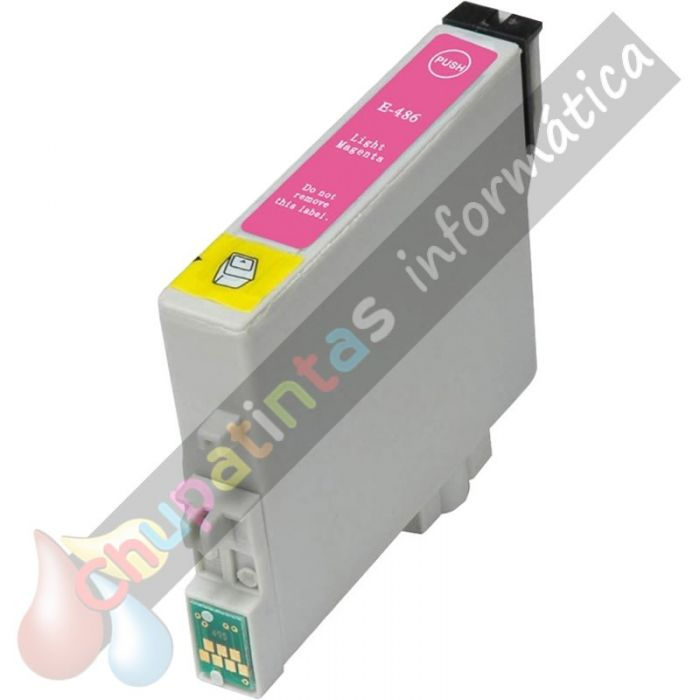 EPSON T0486 COMPATIBLE LIGHT MAGENTA