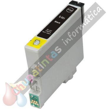 EPSON T0551 COMPATIBLE NEGRO