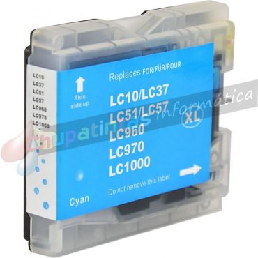 BROTHER LC1000 / LC970 COMPATIBLE CIAN