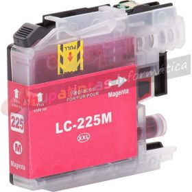 BROTHER LC225 COMPATIBLE MAGENTA