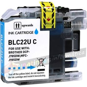 BROTHER LC22U COMPATIBLE CIAN
