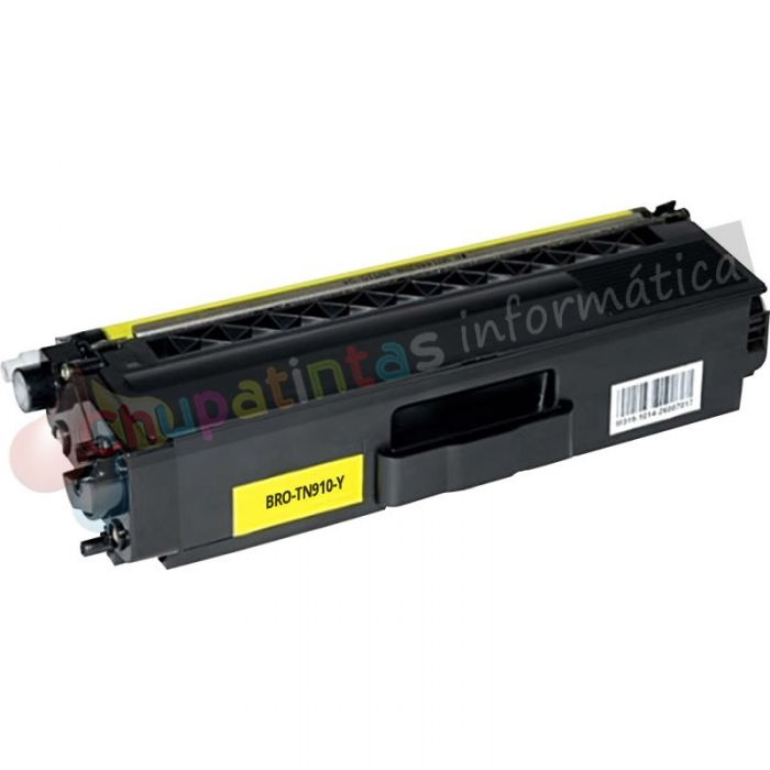 BROTHER TN910 COMPATIBLE TONER AMARILLO