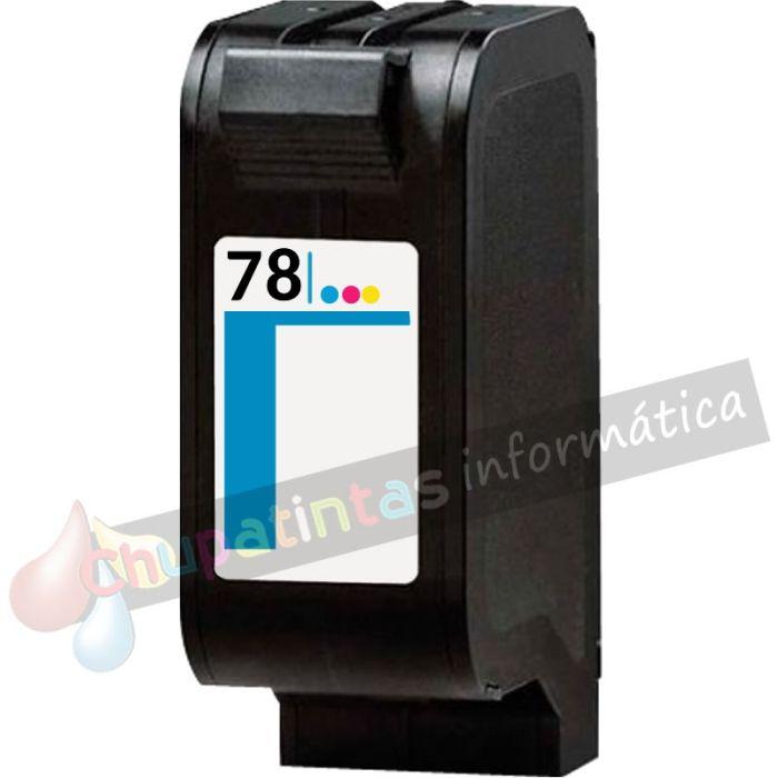 HP 78 XL COMPATIBLE TRICOLOR XL