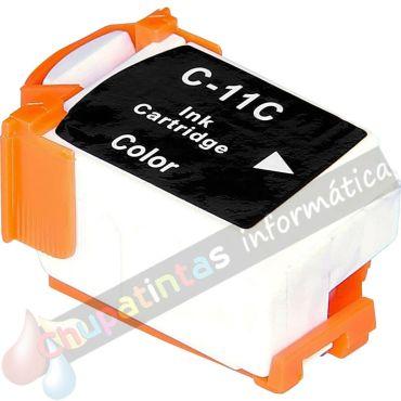 CANON BCI11 COMPATIBLE TRICOLOR