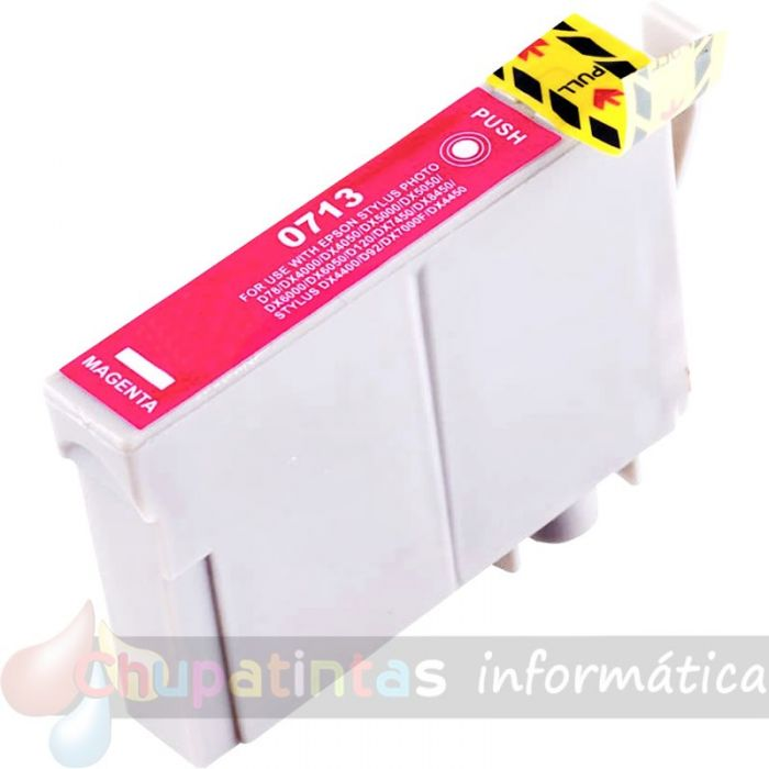 EPSON T0713 COMPATIBLE MAGENTA