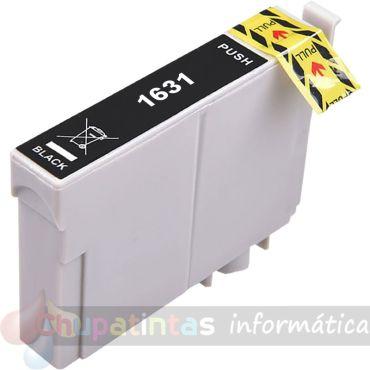 EPSON T1631 (16XL) COMPATIBLE NEGRO