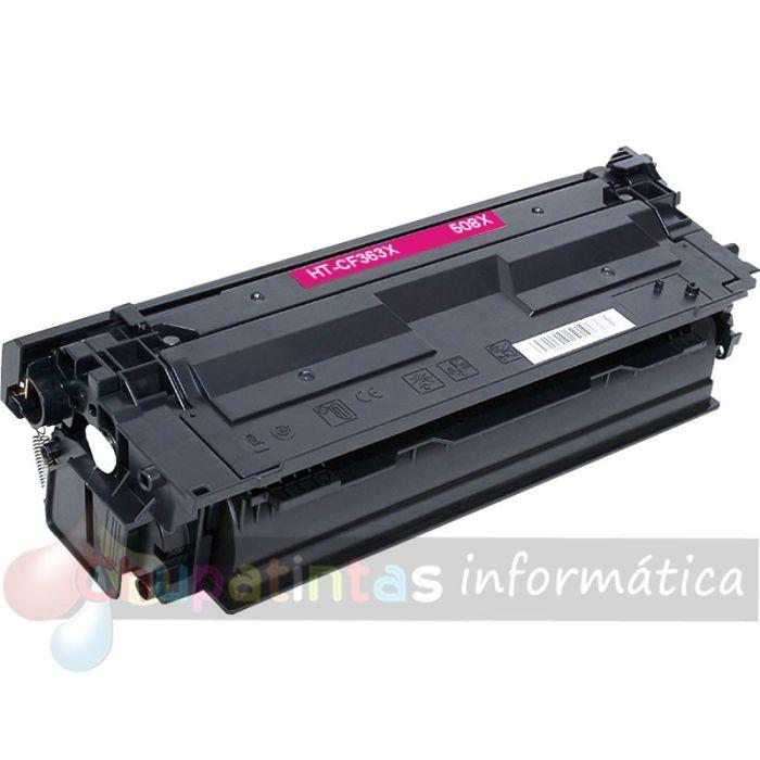 HP CF362X COMPATIBLE TÓNER MAGENTA 508X