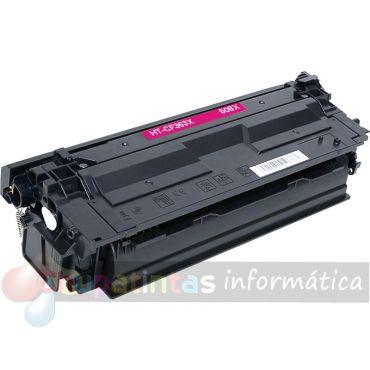 HP CF363X COMPATIBLE TÓNER MAGENTA HP 508X