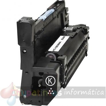 HP CB384A COMPATIBLE TAMBOR NEGRO HP 824A