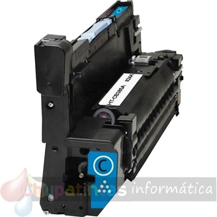 HP CB385A COMPATIBLE TAMBOR CIAN HP 824A