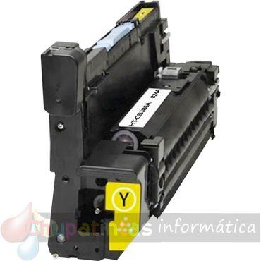 HP CB386A COMPATIBLE TAMBOR AMARILLO HP 824A