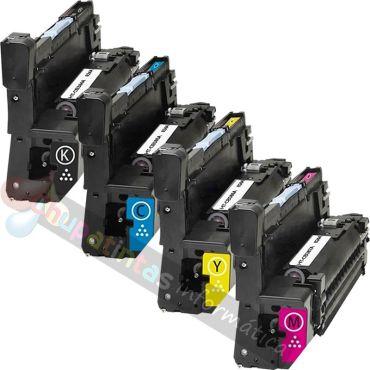 HP CB384A + HP CB385A + HP CB386A + HP CB387A COMPATIBLE TAMBOR HP 824 PACK AHORRO 4 TAMBORES (DRUM)