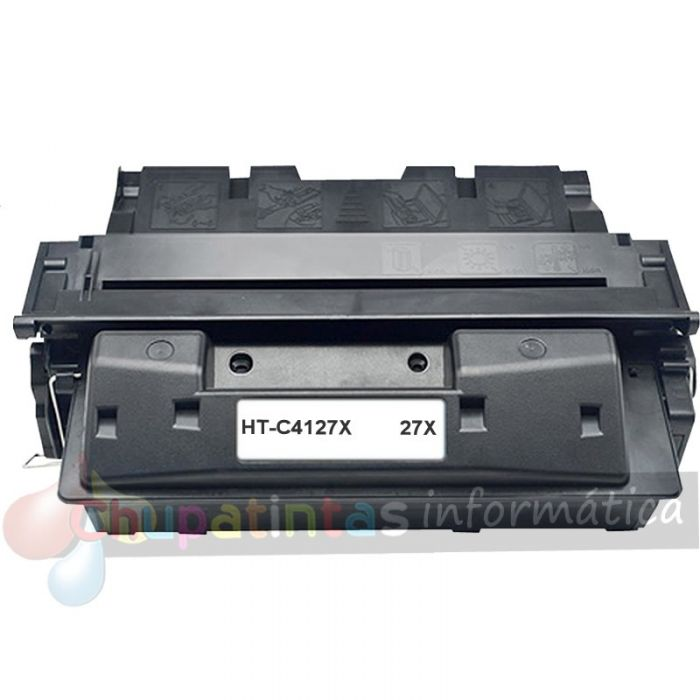 HP C4127X COMPATIBLE TÓNER NEGRO HP 27X - 10.000 PÁGINAS